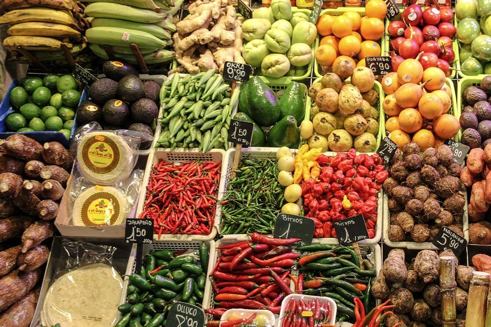 Minimarket, macelleria, ortofrutta, alimentari, vari