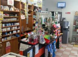 Minimarket con tabaccheria