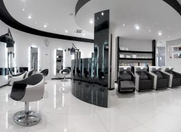 Salone parrucchieri per donne