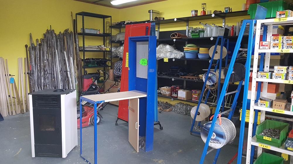 Ferramenta con laboratorio artigianale (vendita rateizzata)