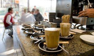 Bar caffetteria stuzzicheria