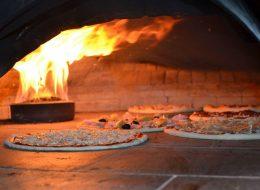 Pizzeria da asporto (forno Marana alzabile)