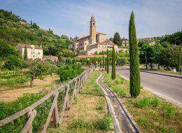 Ristorante ad Arquà Petrarca