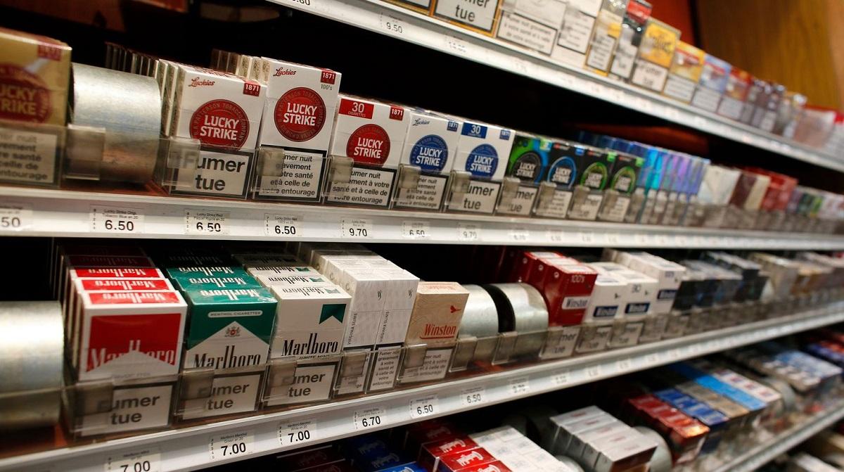Tabaccheria in centro commerciale